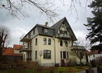 Außenputz Haus